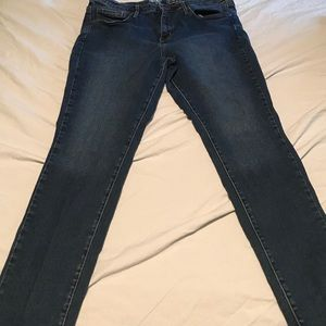 Mossimo High Rise Skinny Jeans 18/R.